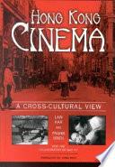 Hong Kong Cinema Book