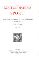 The Encyclopaedia of Sport