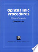 Ophthalmic Procedures Book