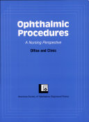 Ophthalmic Procedures