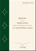 Pdf Histoire de la Prédication Parmi les Réformés de France au Dix-Septième Siècle Telecharger