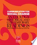 Communication for Social Change Anthology