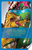 Competing Visions of India in World Politics Book PDF