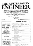 The Australasian Engineer