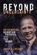 Beyond Uncertainty Book