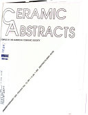 Ceramic Abstracts