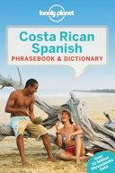 Costa Rican Spanish Phrasebook 5