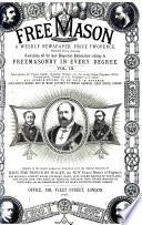 The Freemason and Masonic Illustrated  A Weekly Record of Progress in Freemasonry