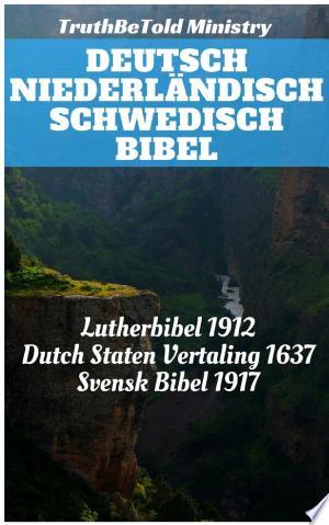 Deutsch Niederländisch Schwedisch Bibel Free eBooks - Free Pdf Epub Online