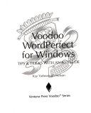 Voodoo WordPerfect for Windows