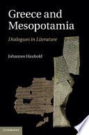 Greece And Mesopotamia