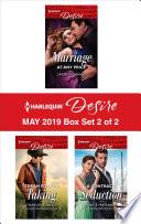 Harlequin Desire May 2019   Box Set 2 of 2