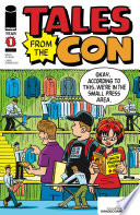 Tales From The Con  Year One Book