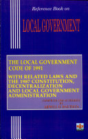 Reference Book on Local Government