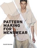 Pattern Cutting for Menswear Pdf/ePub eBook