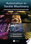 Automation in Textile Machinery Book