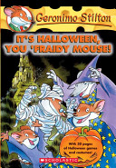 It's Halloween, You 'Fraidy Mouse