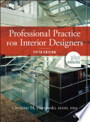 """Professional Practice for Interior Designers"" by Christine M. Piotrowski"