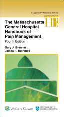 The Massachusetts General Hospital Handbook Of Pain Management Book PDF