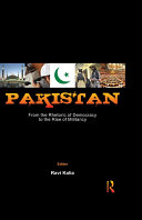 Pakistan  From the Rhetoric of Democracy to the Rise of Militancy