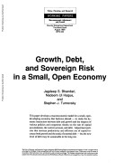 Growth, Debt, and Sovereign Risk in a Small, Open Economy [Pdf/ePub] eBook