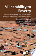 Vulnerability to Poverty