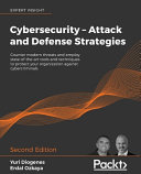 Cybersecurity Attack And Defense Strategies Book PDF