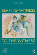 Pdf Bearing Witness to the Witness