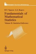 Fundamentals of Mathematical Statistics