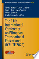 The 11th International Conference On European Transnational Educational Iceute 2020