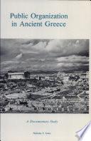 Public Organization in Ancient Greece