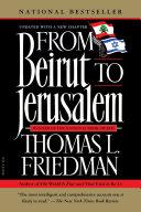 From Beirut to Jerusalem [Pdf/ePub] eBook