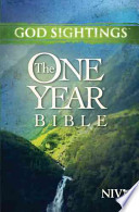 God Sightings, the One Year Bible