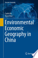 Environmental Economic Geography In China Book PDF