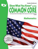 Swyk On The Common Core Math Gr 6 Student Workbook