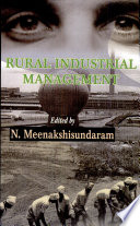 Rural Industrial Management