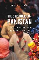 The Struggle for Pakistan Pdf/ePub eBook