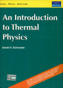 An introduction to thermal physics schroeder google books an introduction to thermal physics front cover schroeder fandeluxe Image collections