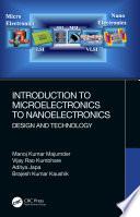 Introduction to Microelectronics to Nanoelectronics