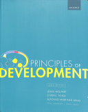 Cover of Principles of Development