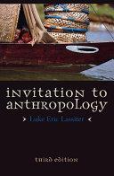 Invitation to Anthropology Pdf/ePub eBook
