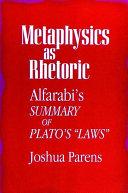 Metaphysics as Rhetoric