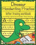 Dinosaur Handwriting Practice