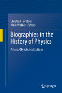 Pdf Biographies in the History of Physics Telecharger