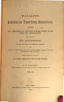 United States Trotting Association Register