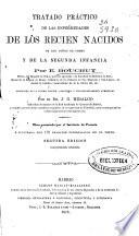 Tratado práctico de las enfermedades de los recien nacidos, de los niños de pecho y de la segunda infancia