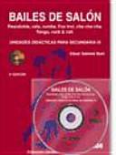 Bailes de salón. Unidades didácticas para Secundaria III (libro+DVD)