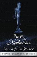 Blue is for Nightmares Pdf/ePub eBook