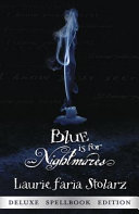 Blue is for Nightmares ebook