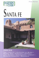 Santa Fe   Insiders  Guide